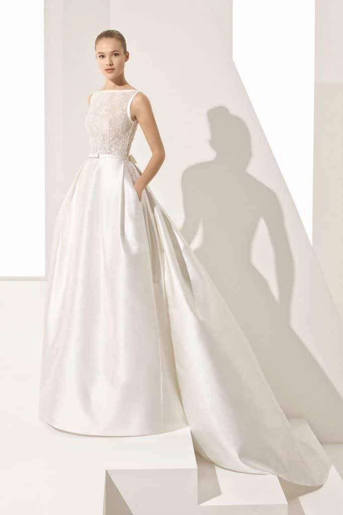Brautmode Rosa Clara | Brautkleid 21227 Parker