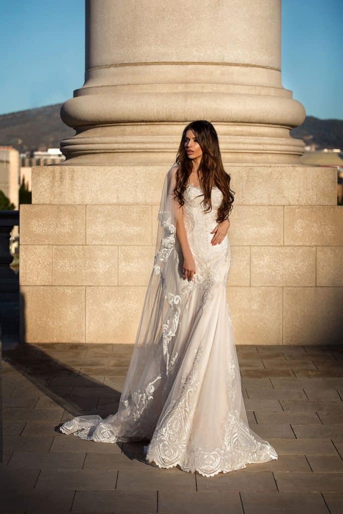 Brautmode Polardi | Brautkleid 3149