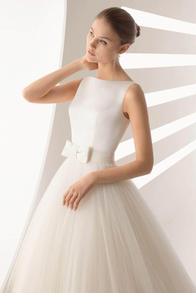 Brautmode Rosa Clara | Brautkleid Aida
