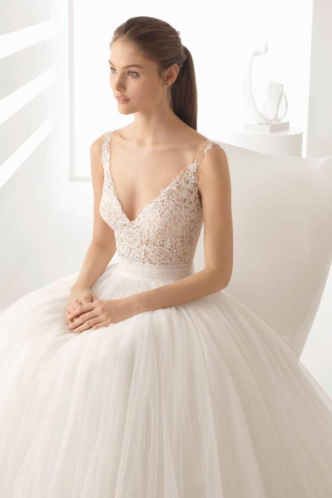 Brautmode Rosa Clara | Brautkleid Alejo