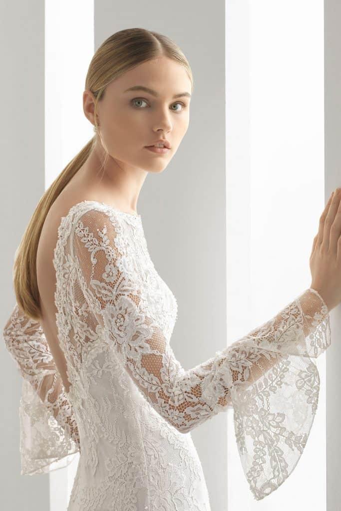 Brautmode Rosa Clara | Brautkleid Davis