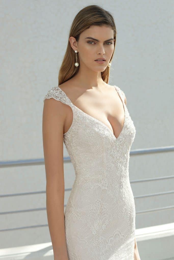 Brautmode Rosa Clara | Brautkleid Dayne