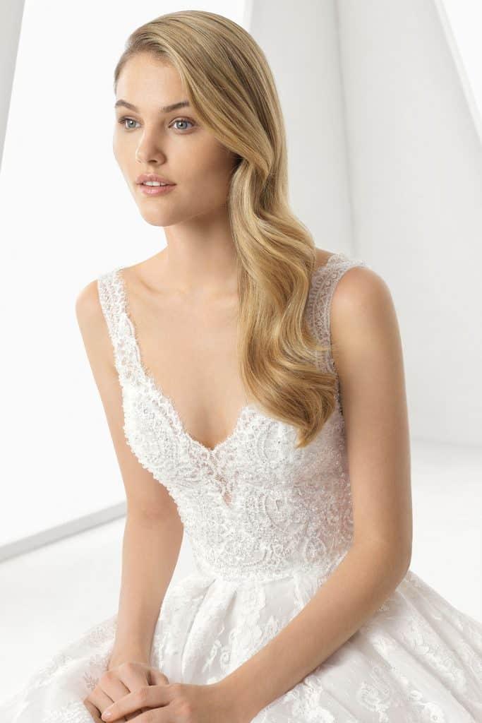 Brautmode Rosa Clara | Brautkleid Delma