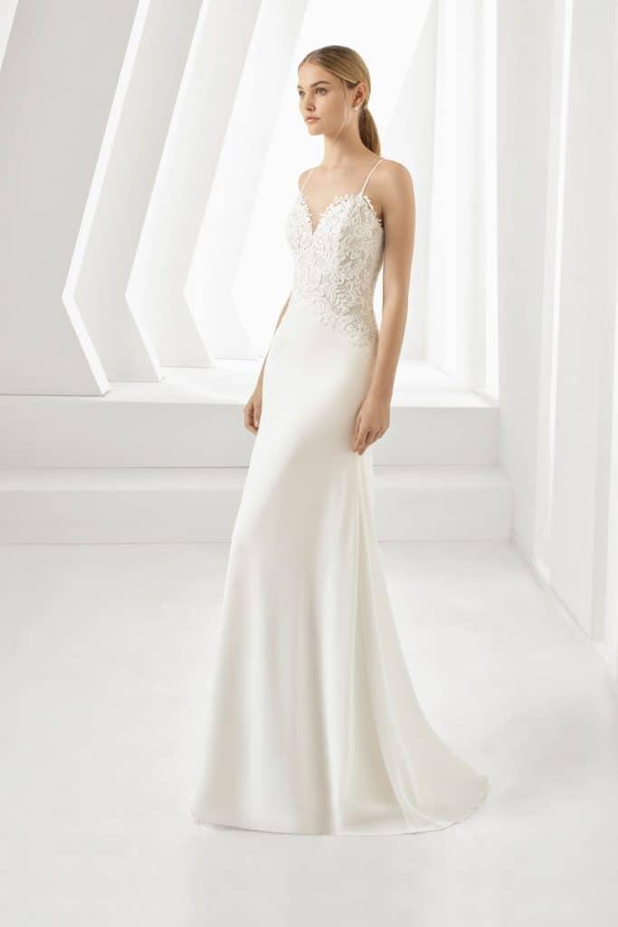 Brautmode Rosa Clara | Brautkleid Digna