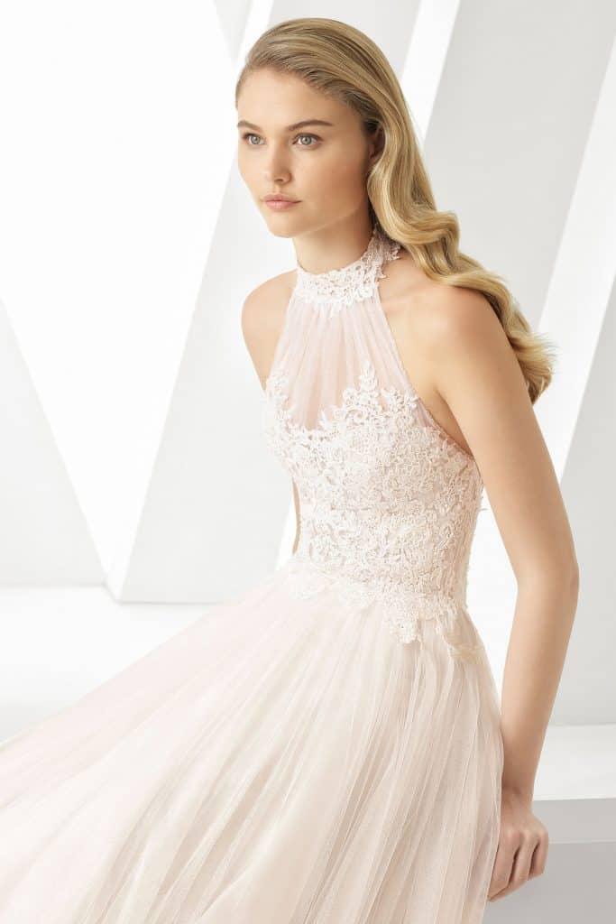 Brautmode Rosa Clara | Brautkleid Donatela