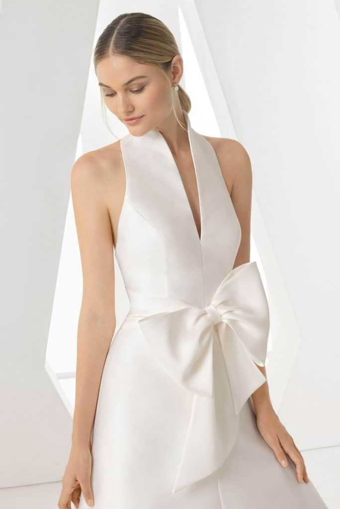 Brautmode Rosa Clara | Brautkleid Dores