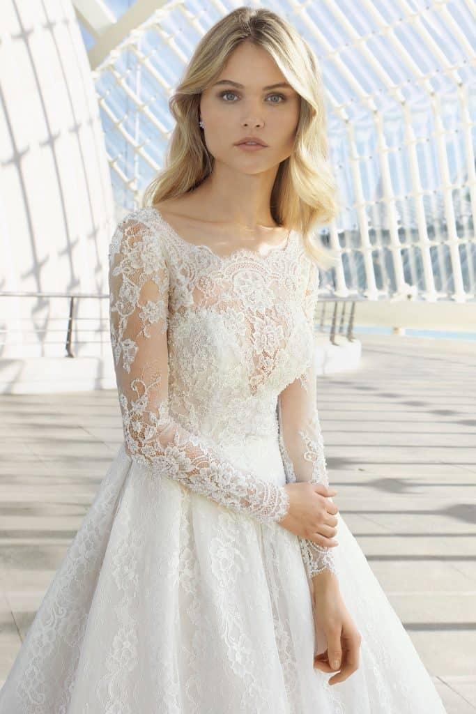 Brautmode Rosa Clara | Brautkleid Dubai