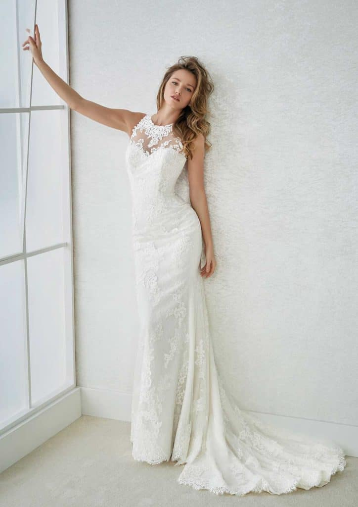 Brautmode White One | Brautkleid Farnes