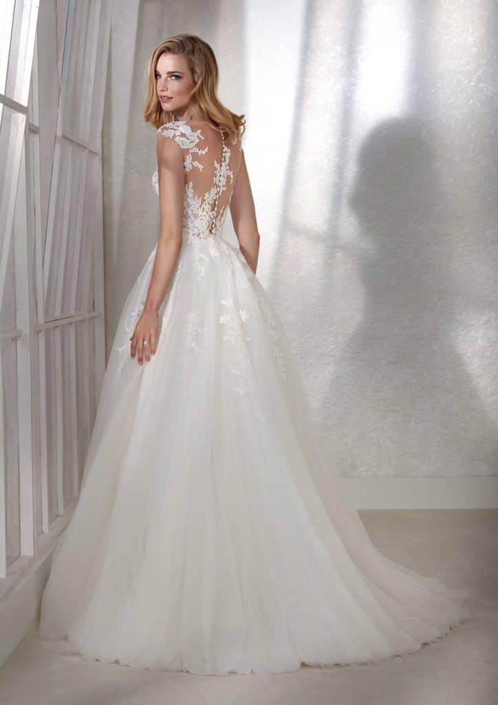 Brautmode White One | Brautkleid Felicidad
