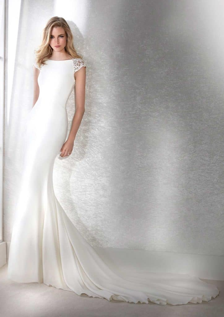 Brautmode White One | Brautkleid Fiana