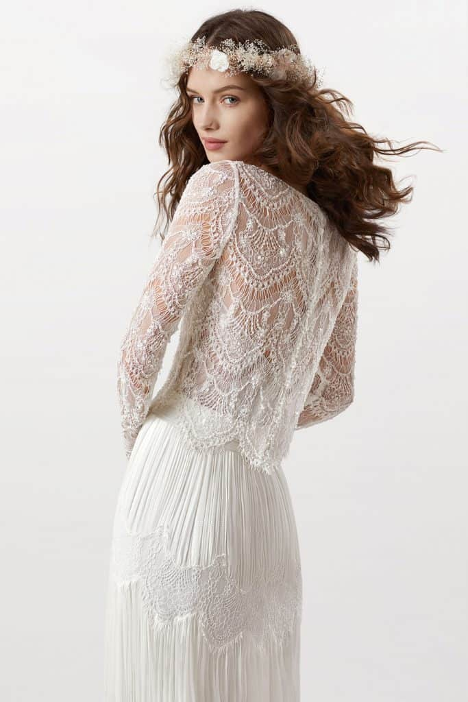 Brautmode Rosa Clara Soft | Brautkleid Kefir