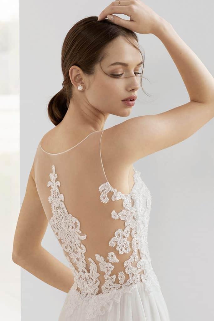 Brautmode Rosa Clara Soft | Brautkleid Kevay