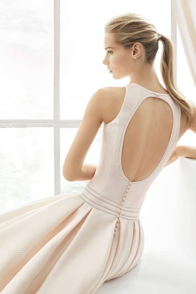 Brautmode Rosa Clara Couture | Brautkleid Malvin