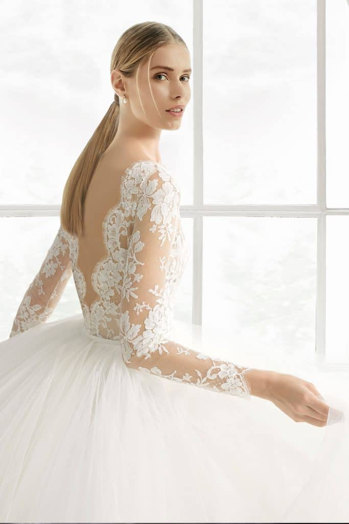 Brautmode Rose Clara Couture | Brautkleid Niher
