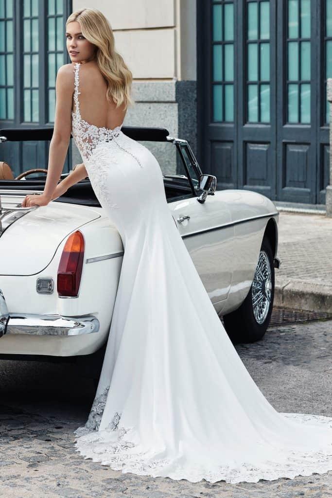 Brautmode Luna Novias | Brautkleid Valet