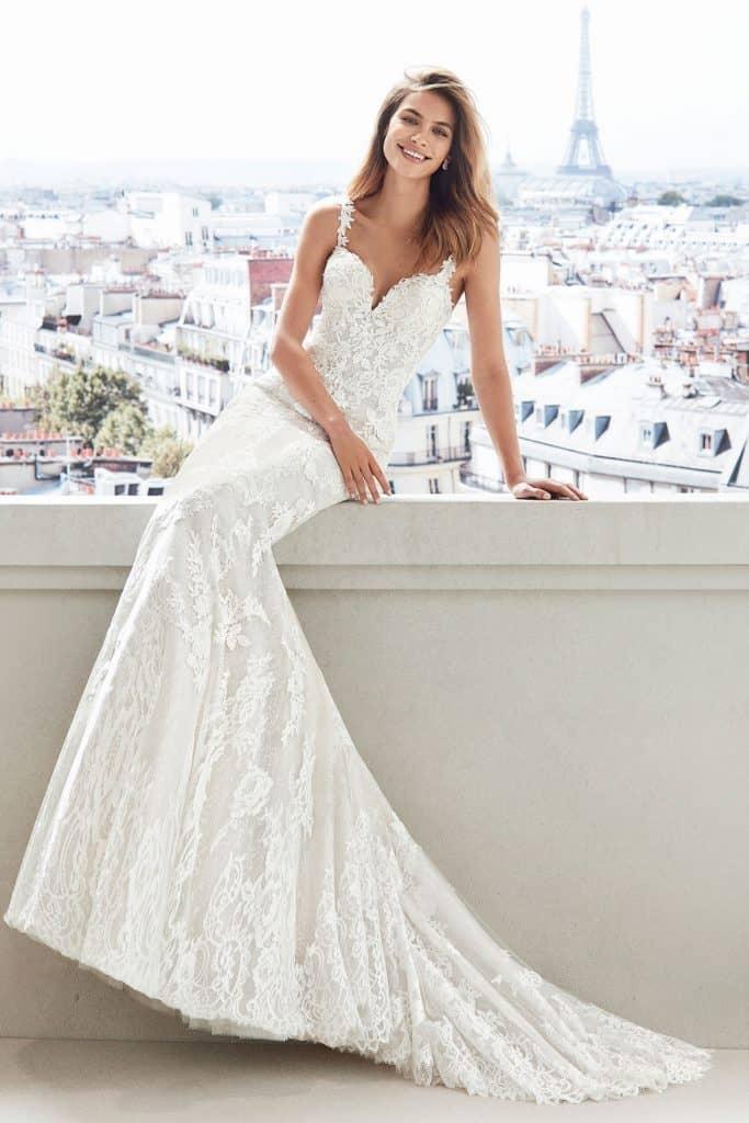 Brautmode Luna Novias | Brautkleid Verdun