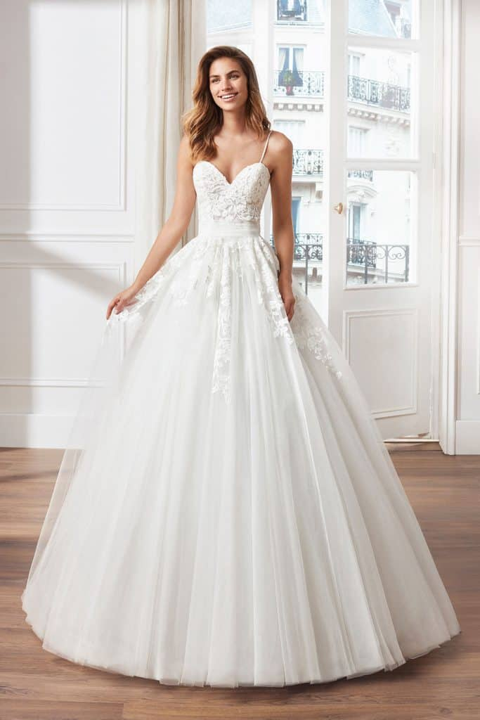Brautmode Luna Novias | Brautkleid Vida