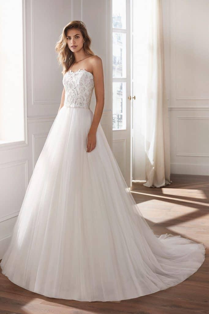 Brautmode Luna Novias | Brautkleid Vila