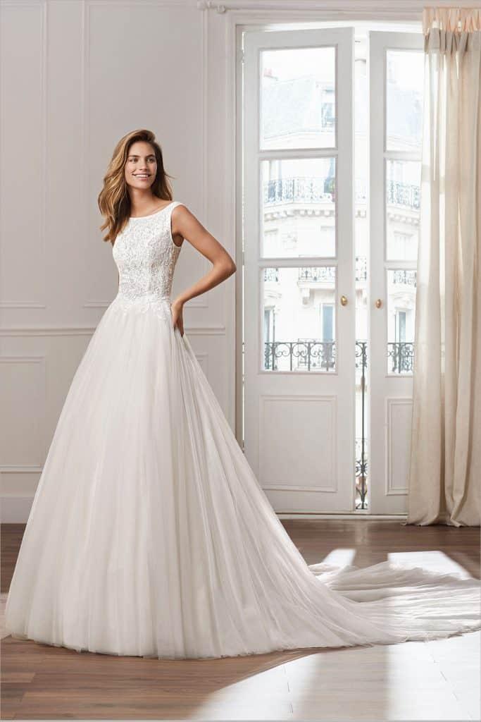 Brautmode Luna Novias | Brautkleid Virginia