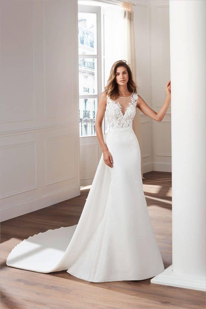 Brautmode Luna Novias | Brautkleid Vision