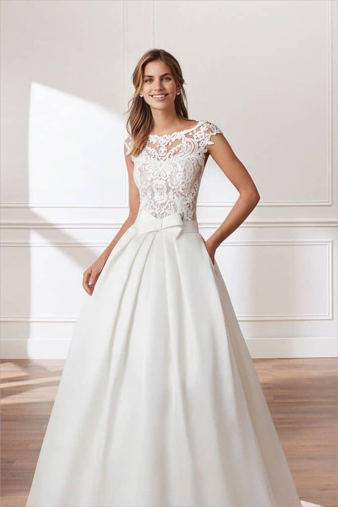 Brautmode Luna Novias | Brautkleid Vizcaya