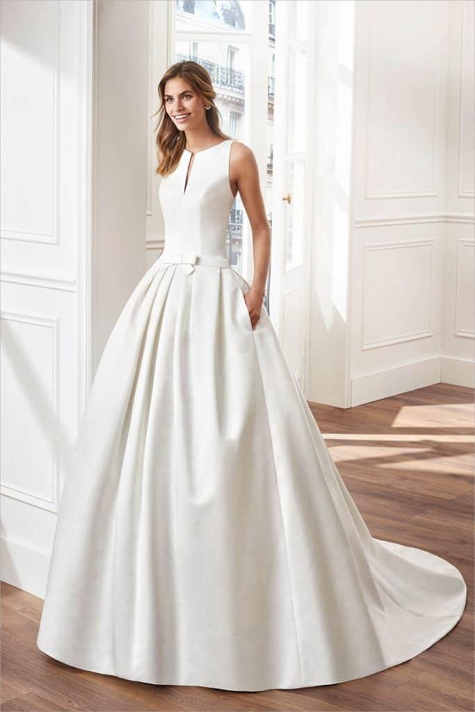 Brautmode Luna Novias | Brautkleid Vosco