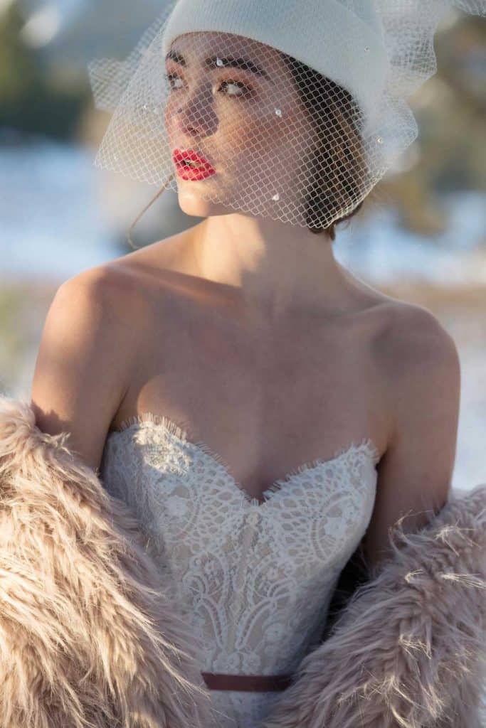 Brautmode Willowby | Brautkleid Geranium