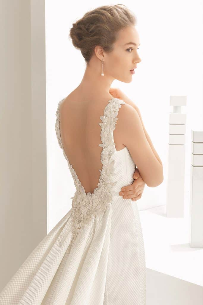 Brautmode Rosa Clara Couture | Brautkleid Navas