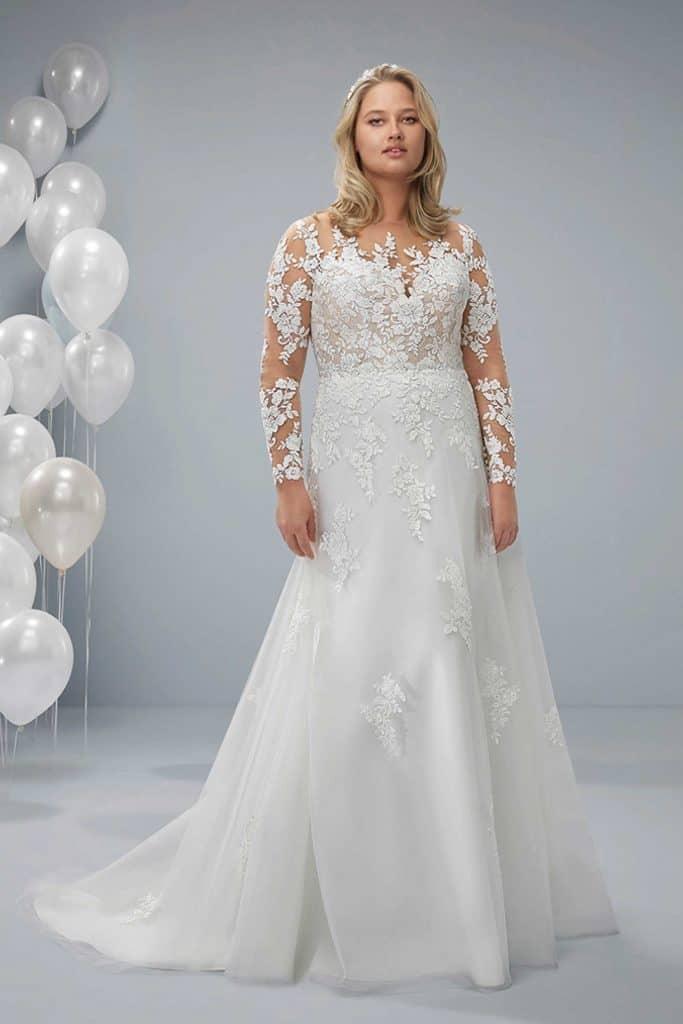 Brautmode White One | Brautkleid Odre Plus