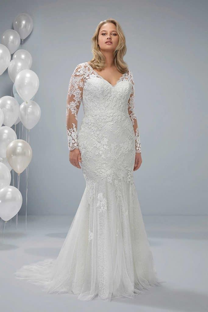 Brautmode White One   Brautkleid Ofil Plus