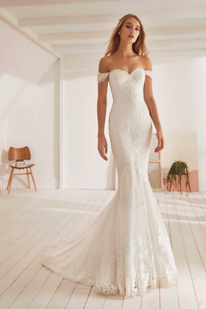 Brautmode White One | Brautkleid Olanta