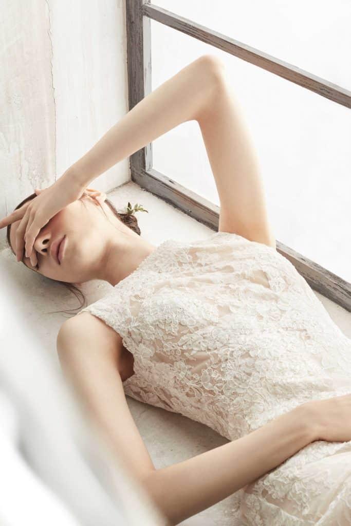 Brautmode Annasul Y | Brautkleid Gwen
