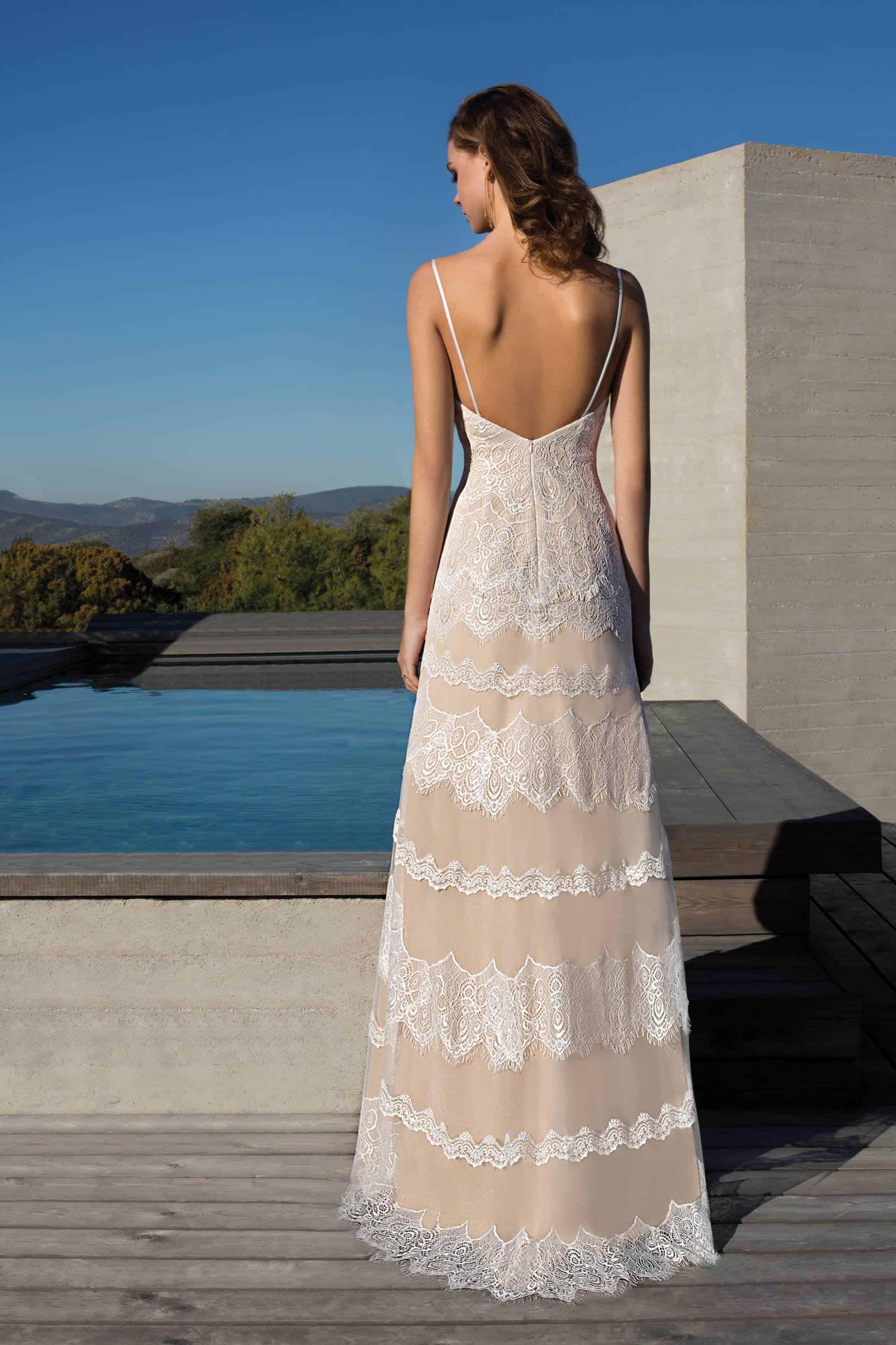 Brautkleid ME127 Hochzeitskleid Vintage Brautmode in Köln Anna Moda