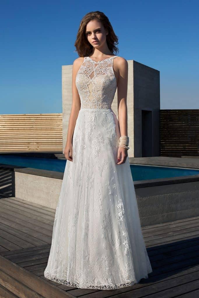 Brautmode Metropolitan | Brautkleid ME 130