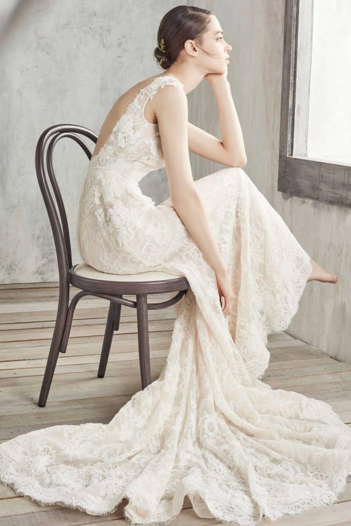 Brautmode Annasul Y | Brautkleid Neolily