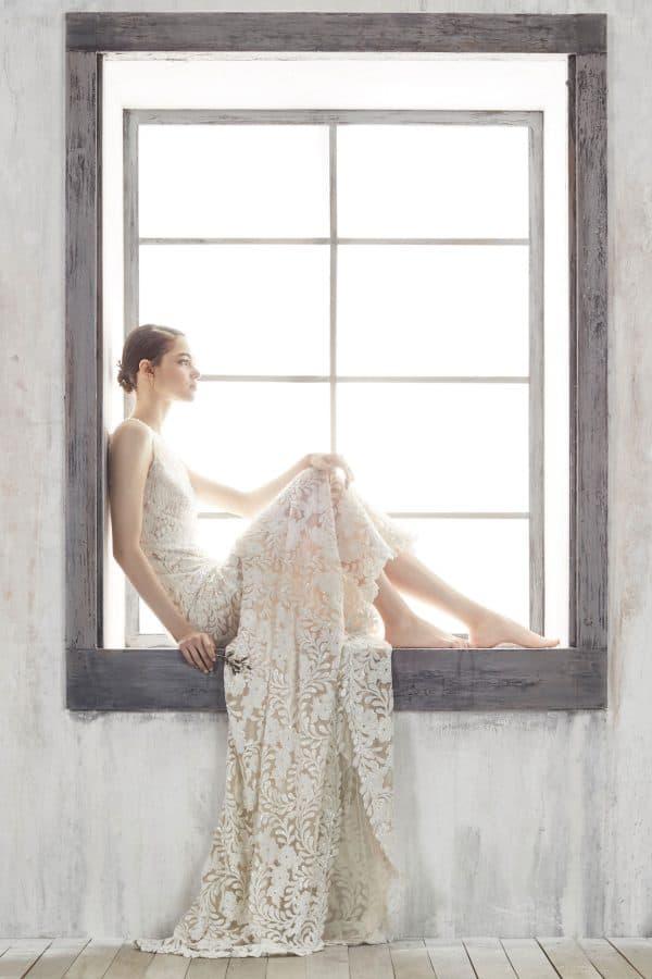 Annasul Y Gayle | Brautkleid Romantik | Hochzeitskleid Meerjungfrau | Brautmode Köln Anna Moda