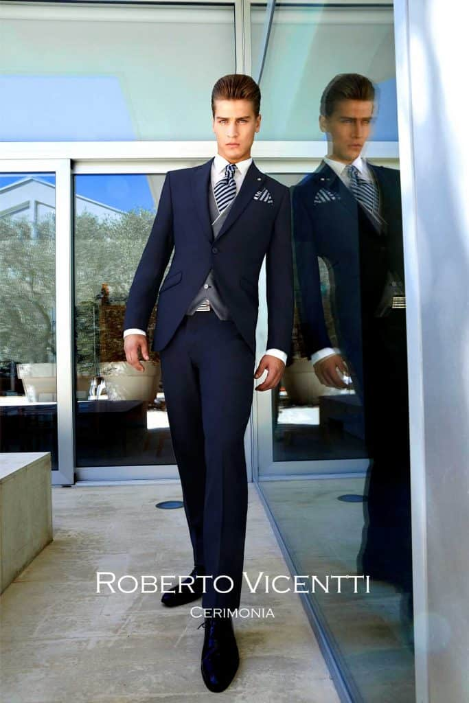 Herrenmode Roberto Vicentti | Anzug 03.19.310