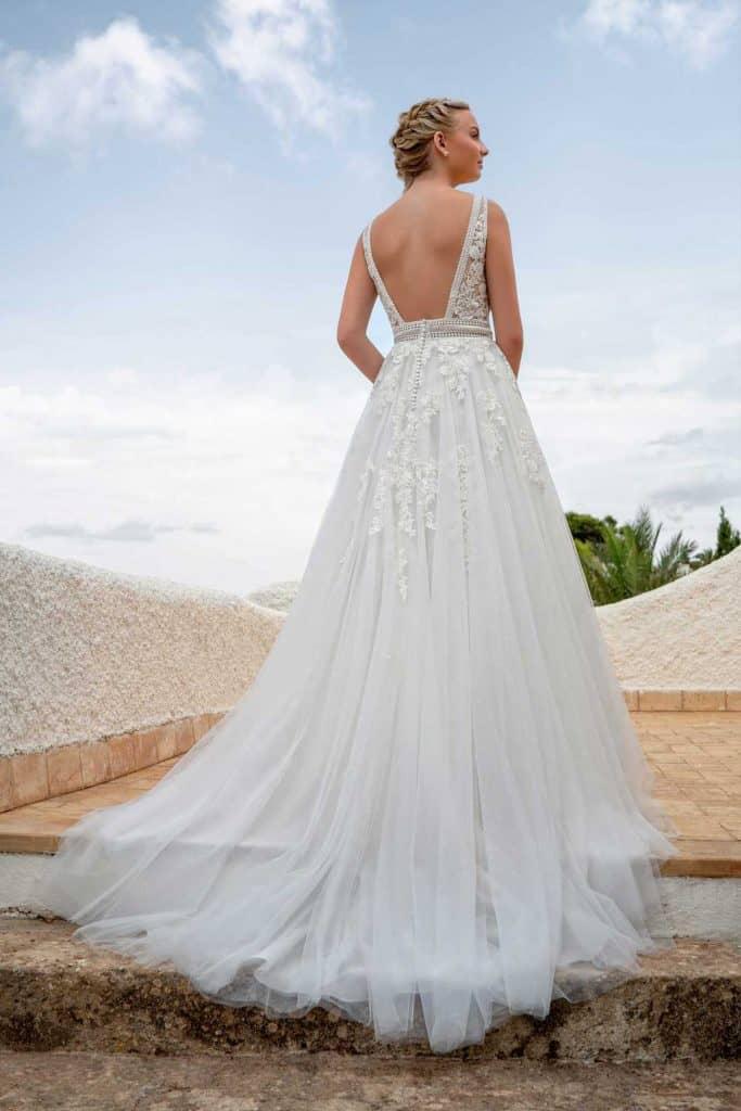 Brautmode Amelie | Brautkleid 20101
