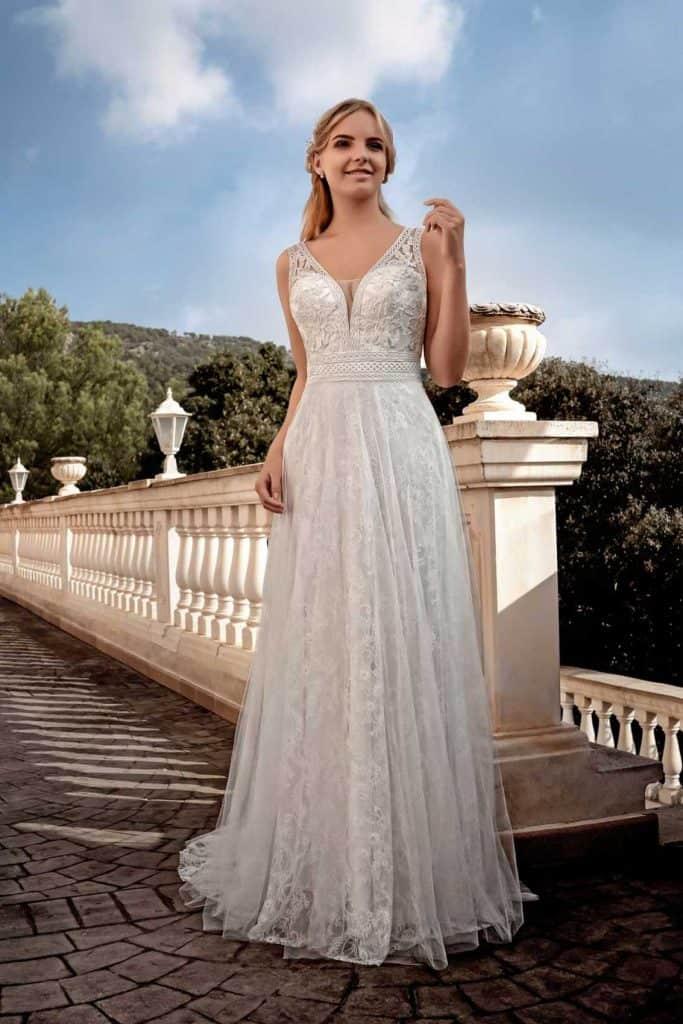 Brautmode Amelie | Brautkleid 20110