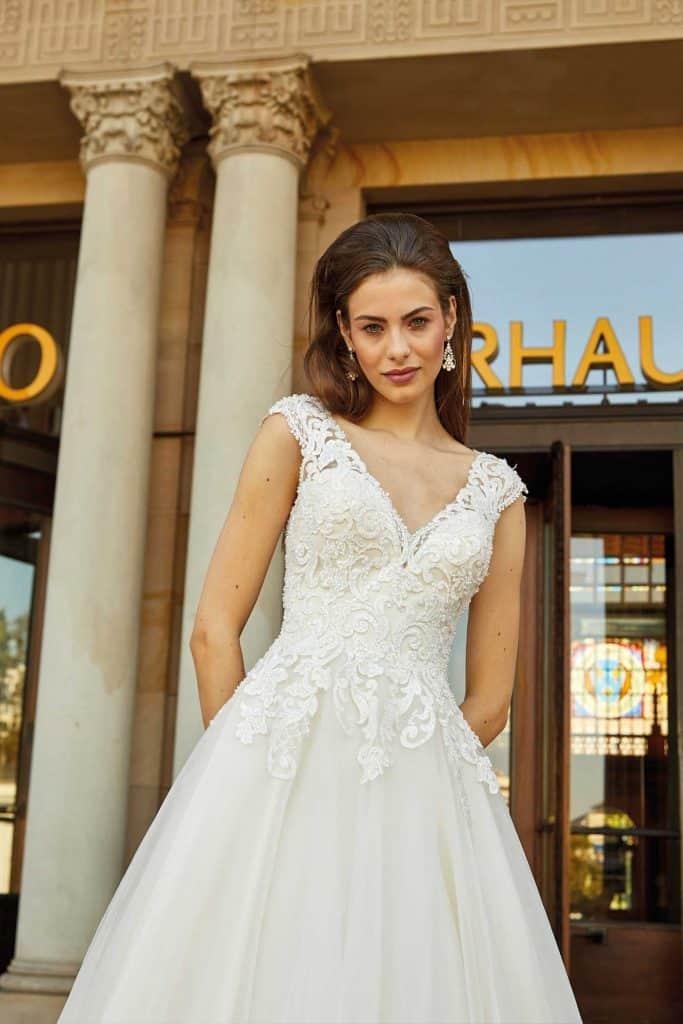 Brautmode Diane Legrand | Brautkleid 30314