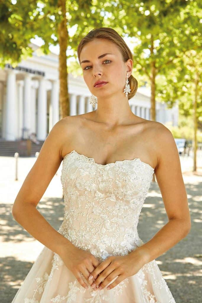 Brautmode Diane Legrand | Brautkleid 30321