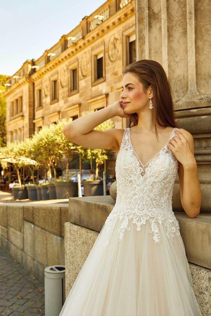 Brautmode Diane Legrand | Brautkleid 30329
