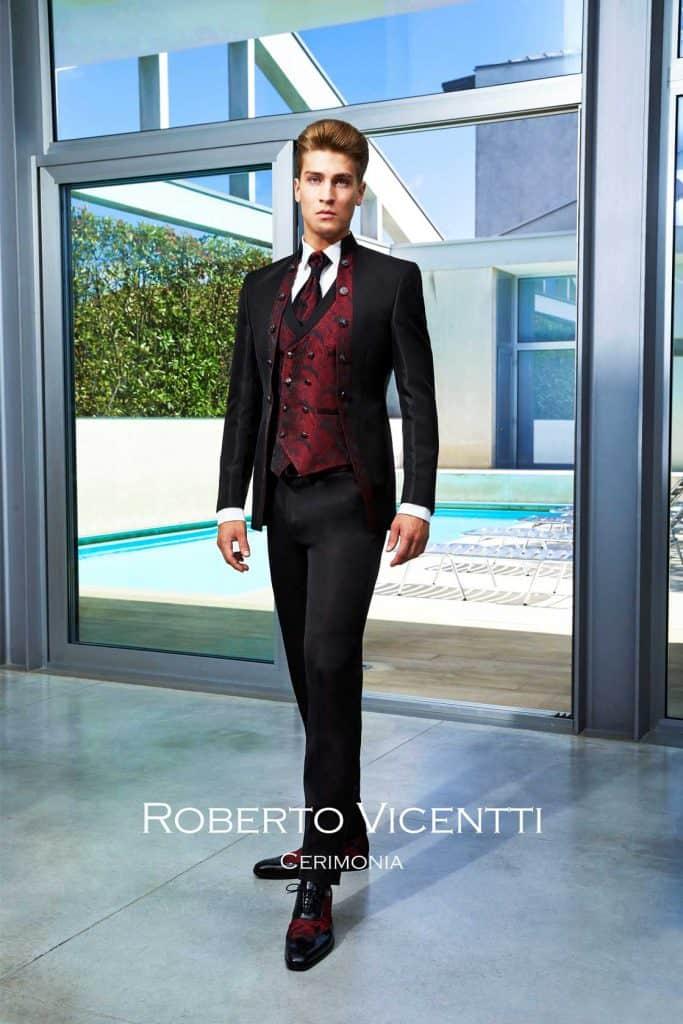 Herrenmode Roberto Vicentti | Anzug 44.19.000
