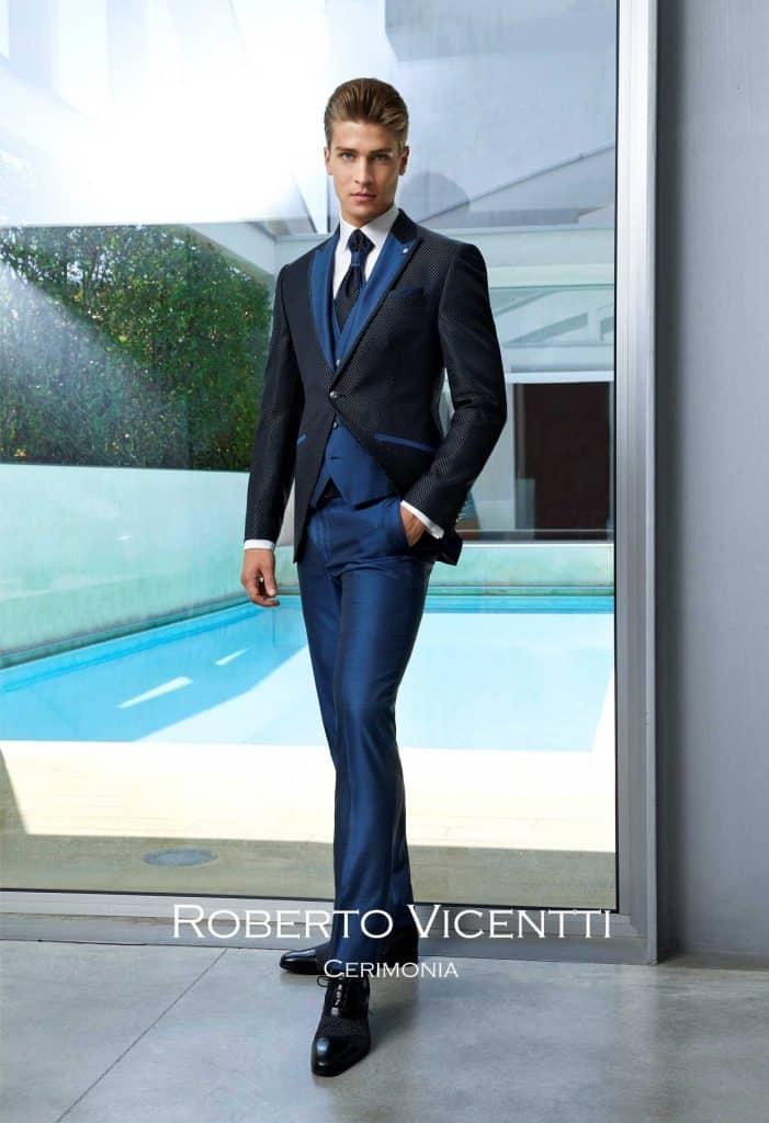 Herrenmode Roberto Vicentti | Anzug 50.19.320