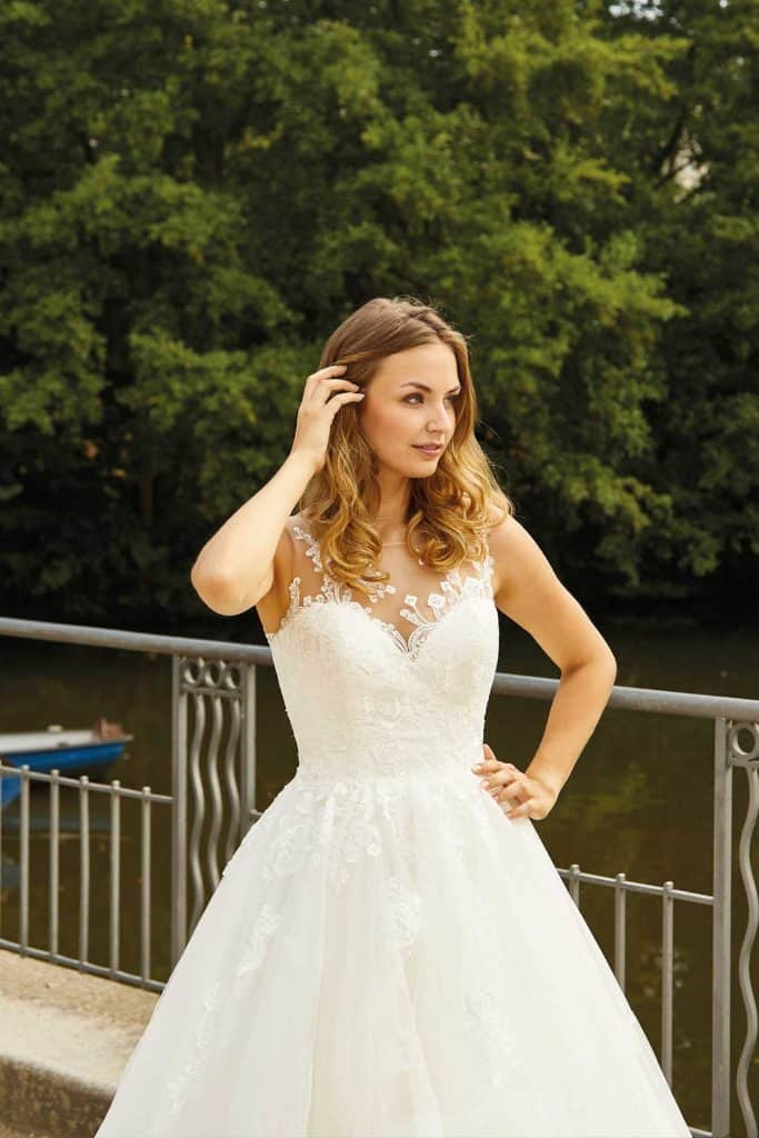 Brautmode Diane Legrand | Brautkleid 50206