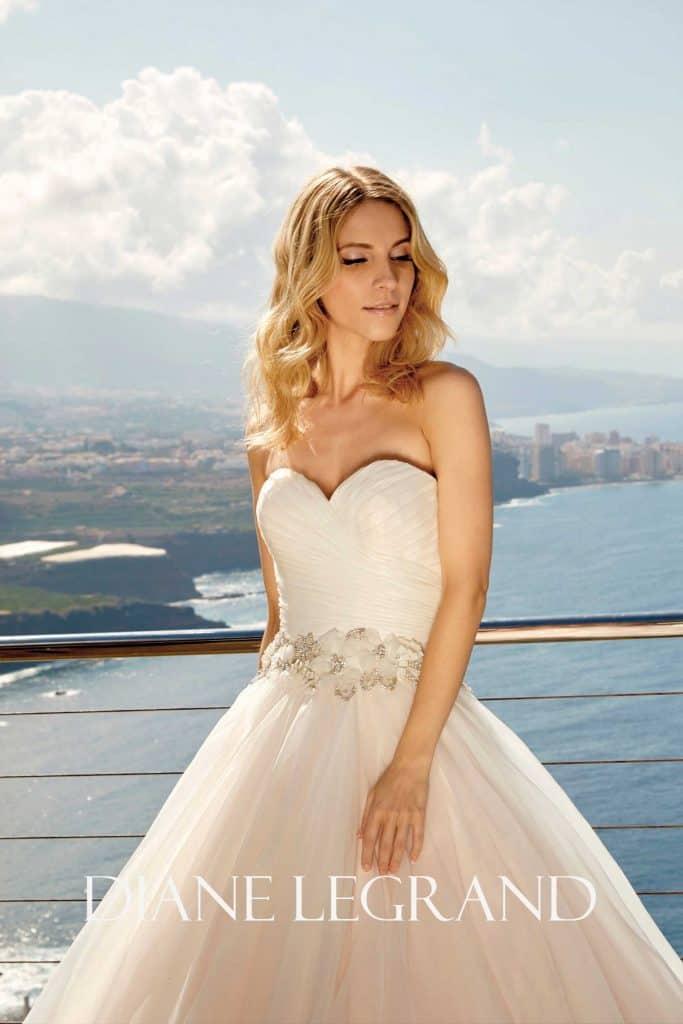 Brautmode Diane Legrand | Brautkleid 6313