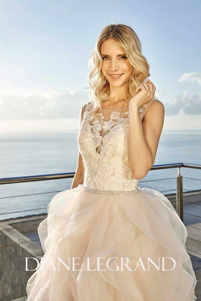 Brautmode Diane Legrand | Brautkleid 7509