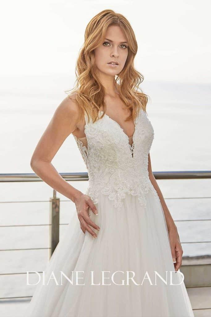 Brautmode Diane Legrand | Brautkleid 7516