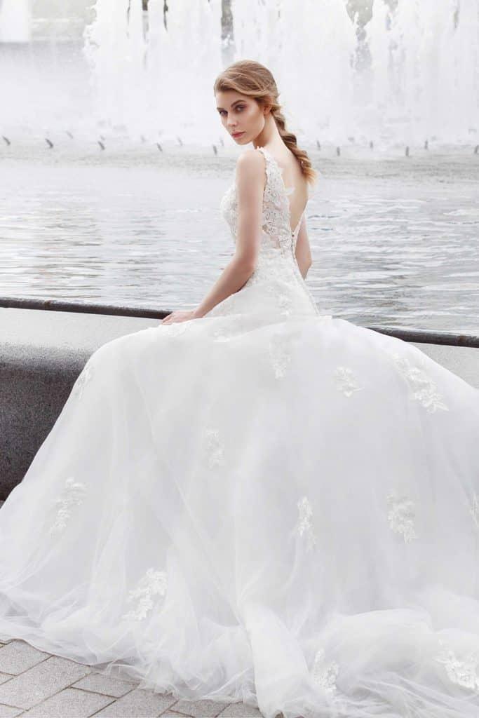 Brautmode Jarice | Brautkleid Selesta