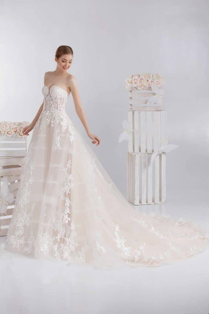 Brautmode Jarice | Brautkleid Sicily